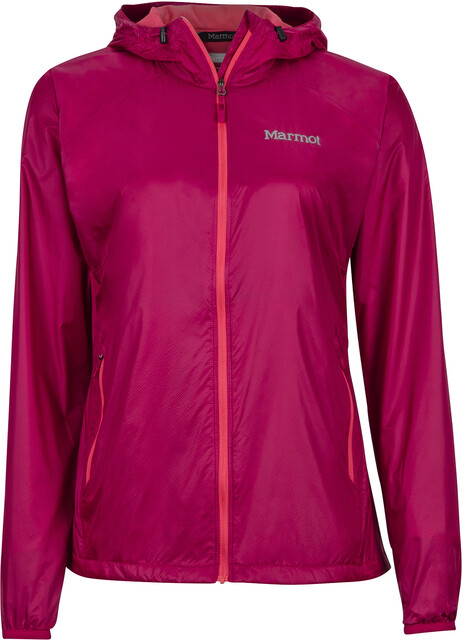 Marmot W's Ether DriClime Hoody Sangria